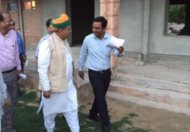 In conversation with Mos. Sh. Arjun Ram Meghwal