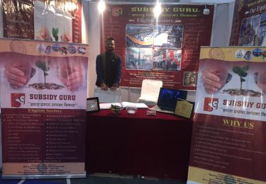Presence in India Industrial Fair in Jaipur